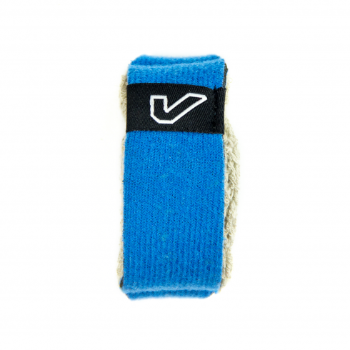 GRUV GEAR Gruv Gear® FretWraps™ HD String Muter, Individual, Blue Hi-Def Colour
