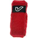 GRUV GEAR Gruv Gear® FretWraps™ HD String Muter, Individual, Fire Red Hi-Def Colour