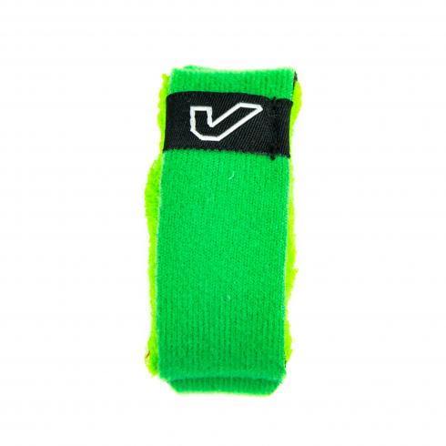 GRUV GEAR Gruv Gear® FretWraps™ HD String Muter, Individual, Green Hi-Def Colour