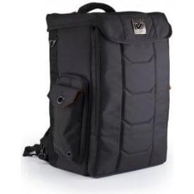 """Gruv Gear New Stadium Black Carry Bag - taller to fit 19"""" rackmount gear"""