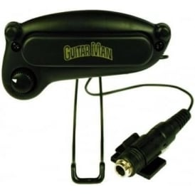 Guitar Man Acoustic Guitar Soundhole Pickup with Volume Control