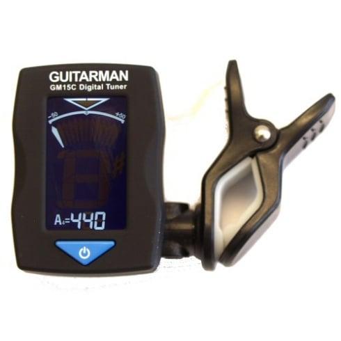 Guitar Man GM15C Clip on Chromatic Tuner