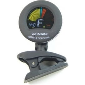 Guitar Man GMT01B Clip on Tuner and Metronome