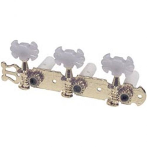 Classical Guitar Tuning Machines, Gold