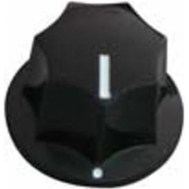 Guitar Tech GT558 JB Control Knob 3-Pack in Black