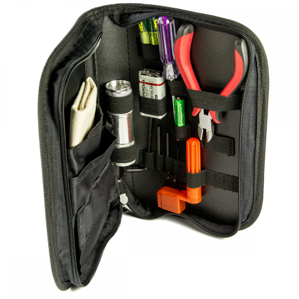 guitar tech gtrp1 luthier 39 s guitar repair re string tool kit. Black Bedroom Furniture Sets. Home Design Ideas