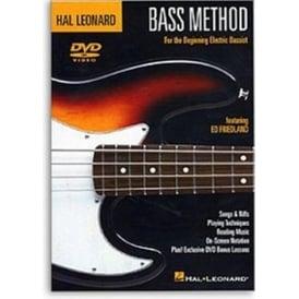 Hal Leonard Bass Method DVD