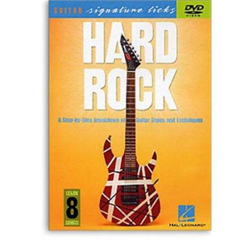 Hard Rock: Guitar Signature Licks