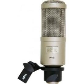 Heil Sound PR-40 Professional Studio Vocal Microphone