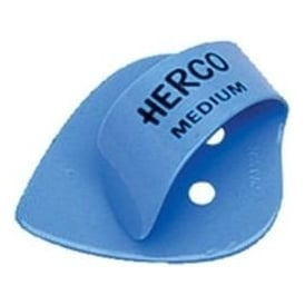 Herco Flat Thumb Guitar Pick Thin - Single Pick