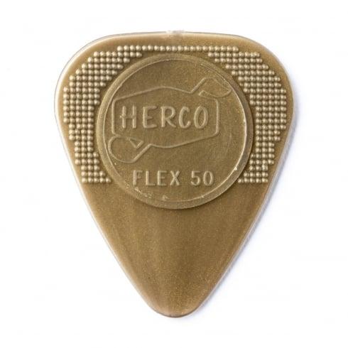 Herco Flex 50 Gold Light Gauge Player Pack (12-Pack)