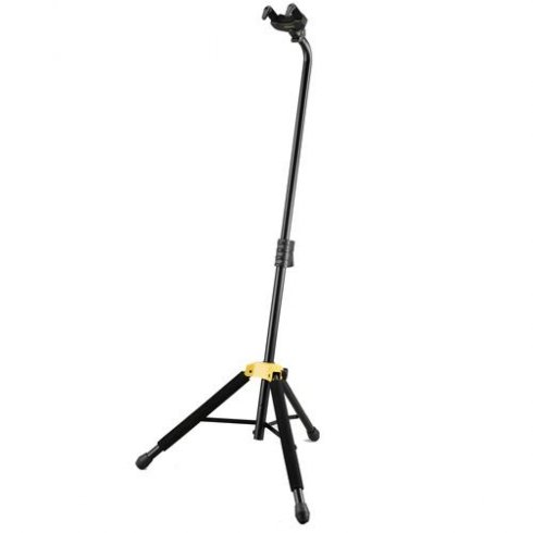 Hercules GS414B Single Instrument Stand - Auto Grip Yoke System