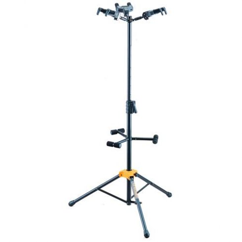 Hercules GS432B Autograb Triple Guitar and Bass Stand
