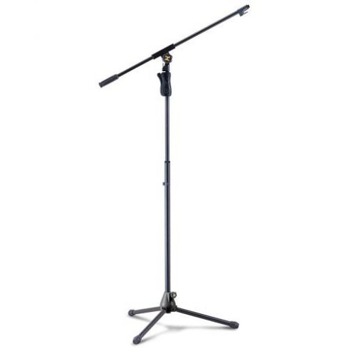 Hercules MS631B EZ Adapter Microphone Boom Stand with Tripod Base