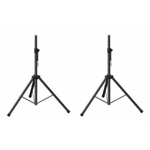 Hercules SS200BB Stage Series Speaker Stand Set with Bag