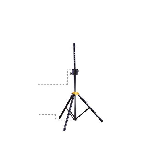 Hercules SS400B Quick-N-EZ Speaker Stand