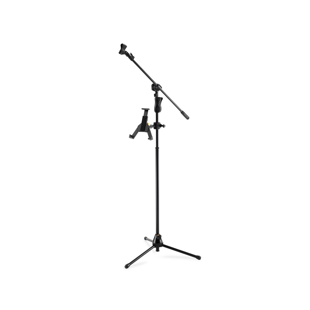 Hercules dg305b new tabgrab tablet ipad holder for music stands - Hercules tablet stand ...