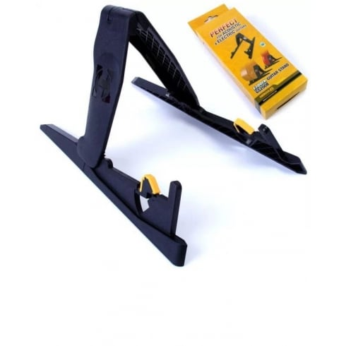 Hercules GS200B EZ-Pack Compact Lightweight Folding Guitar Stand