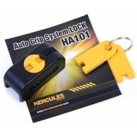 Hercules Stands HA101 Lock for Auto Grab Stands