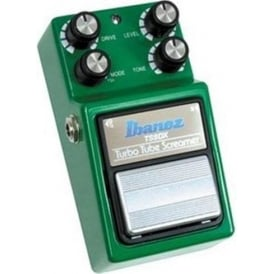 Ibanez TS-9DX Turbo Tube Screamer Overdrive Guitar Effects Pedal