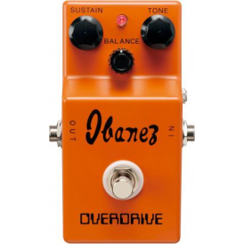 Ibanez OD850 Overdrive Guitar Effects Pedal