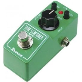 Ibanez TSMINI Tube Screamer Mini Overdrive Guitar Effects Pedal
