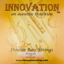 Innovation 140H Honey High C Single Double Bass String