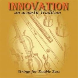 Innovation 4/4 Size 140H Honey Double Bass Strings