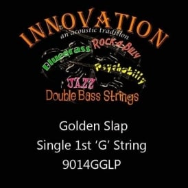 Innovation Double Bass Golden Slap G-1st Single String