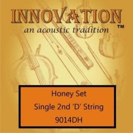 Innovation Honey Double Bass D-2nd Single String