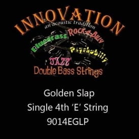 Innovation Golden Slap E-4th Single String