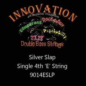 Innovation Silver Slap Double Bass Rockabilly E-4th Single String