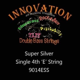 Innovation Super Silver E-4th Single String
