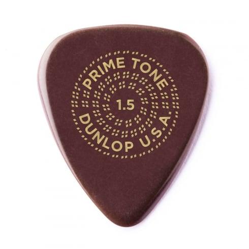 Jim Dunlop 1.5mm Primetone Standard Sculpted Pick 3-Pack