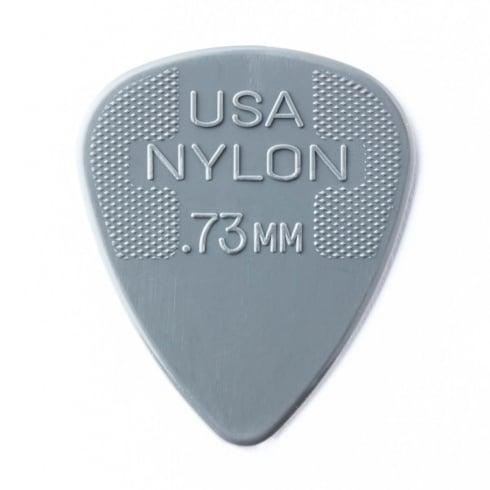 Jim Dunlop 12-Pick Player Pack .73mm Nylon Standard Guitar Plectrums