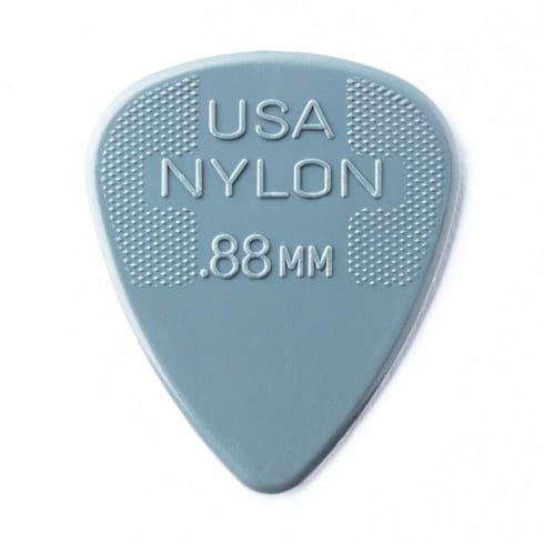 Jim Dunlop 12-Pick Player Pack .88mm Nylon Standard Guitar Plectrums