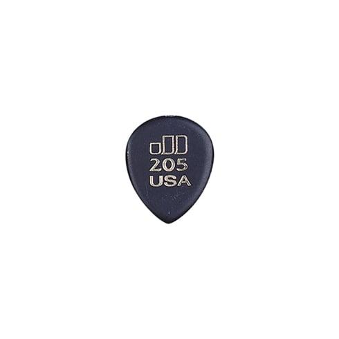 Jim Dunlop 205 Jazztones Picks, 6-Pack