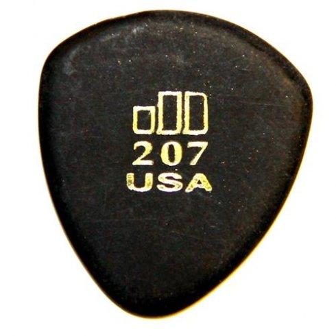 Jim Dunlop 207 Jazztones Picks, 6-Pack