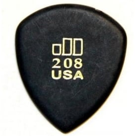 Jim Dunlop 208 Jazztone USA Guitar Pick Player Pack of 6