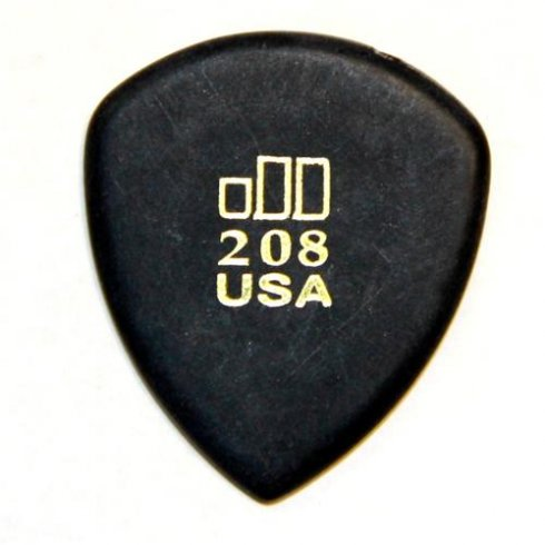 Jim Dunlop 208 Jazztones Picks, 6-Pack