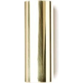 Jim Dunlop 222 Solid Brass Guitar Slide