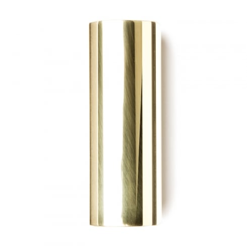Jim Dunlop 224 Brass Slide with Heavy Pro Wall