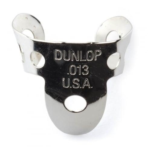 Jim Dunlop 4 x Metal Nickel .013 Finger Pick and 1 x Thumb Pick