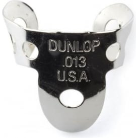 Jim Dunlop 4 x Metal Nickel .013 Finger Pick and 1 x Thumb Pick
