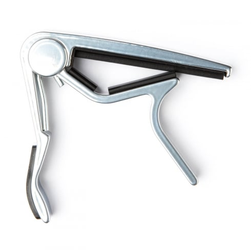 Jim Dunlop 88N Classical Flat Trigger Capo in Nickel