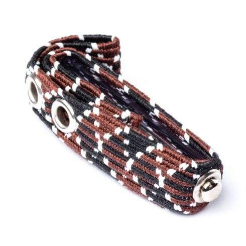 Jim Dunlop Bill Russell 7828 Elastic Banjo & Ukulele Capo - Single Strap - USA Made