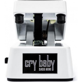 Jim Dunlop Cry Baby 105Q Bass Mini Wah Pedal