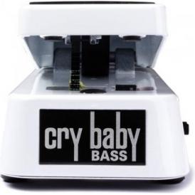 Jim Dunlop Cry Baby 105Q Bass Wah, White