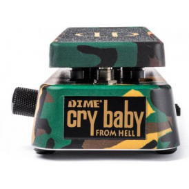 Jim Dunlop Cry Baby DB01 Dimebag Signature Wah