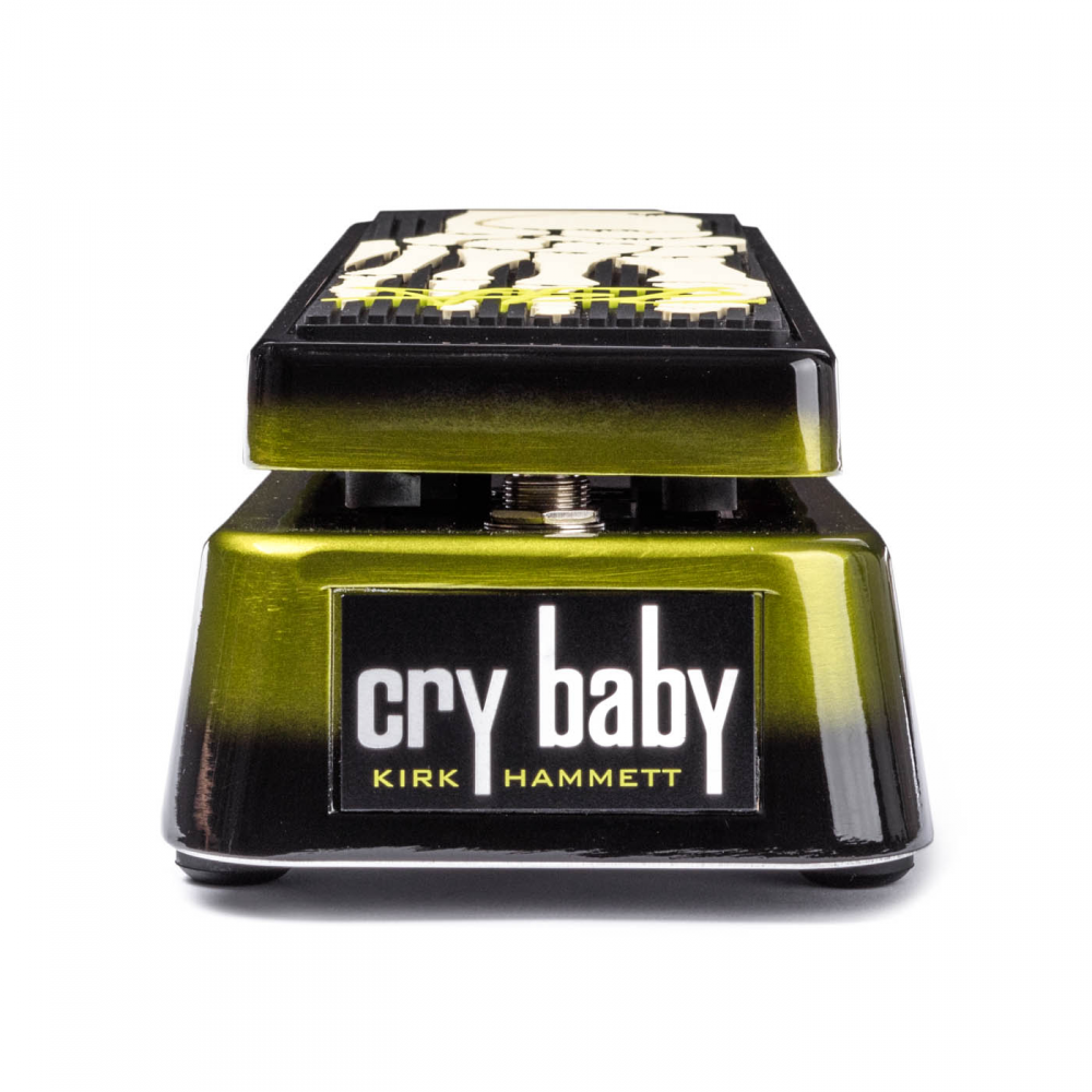jim dunlop cry baby kh95 kirk hammett signature wah pedal. Black Bedroom Furniture Sets. Home Design Ideas